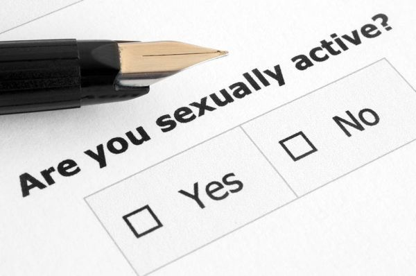 sexually active form