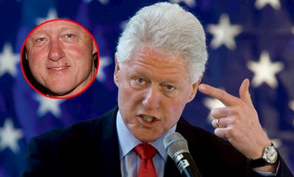 Bill Clinton herpes