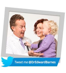 Dr. Edward Barnes